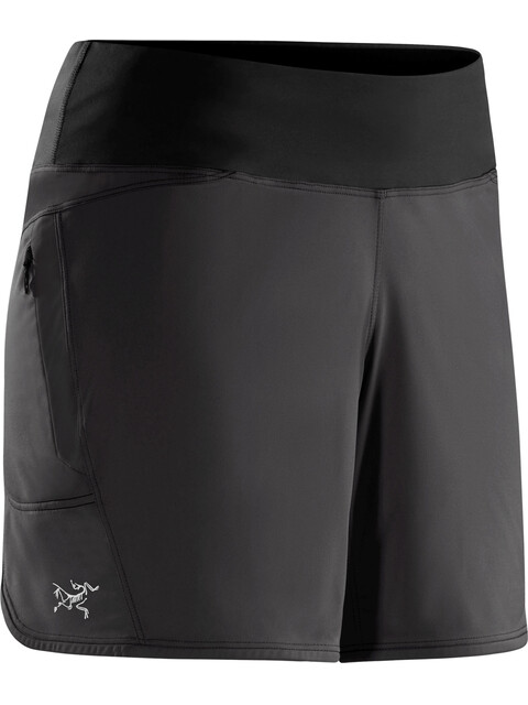 Arc'teryx Oassa Short Women Carbon Copy